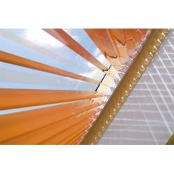 Veneziana Elettrica con Guide Colore Bianco AJP Z-Wave I