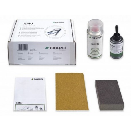 Kit di Manutenzione per le Finestre in Legno di Colore Bianco XMU